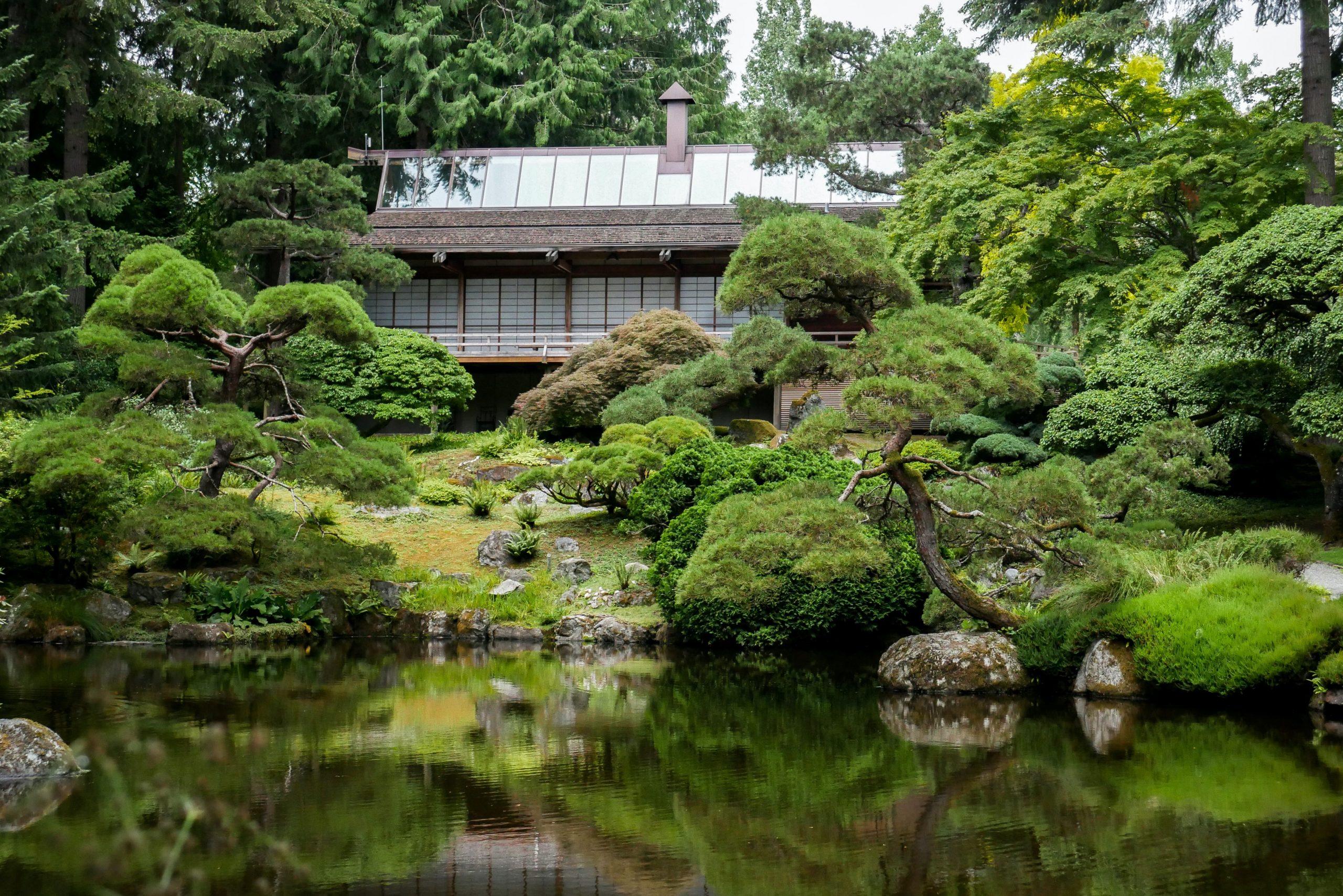 Japanese Garden Guest House