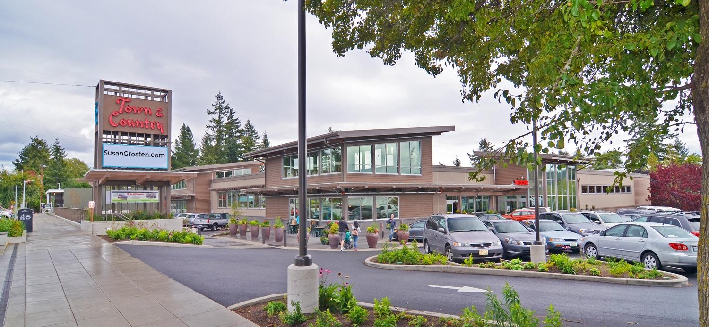 Bainbridge Island Grocery Stores