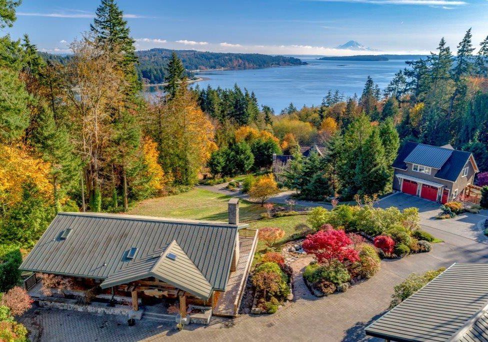 Susan Grosten Featured Bainbridge Island Home