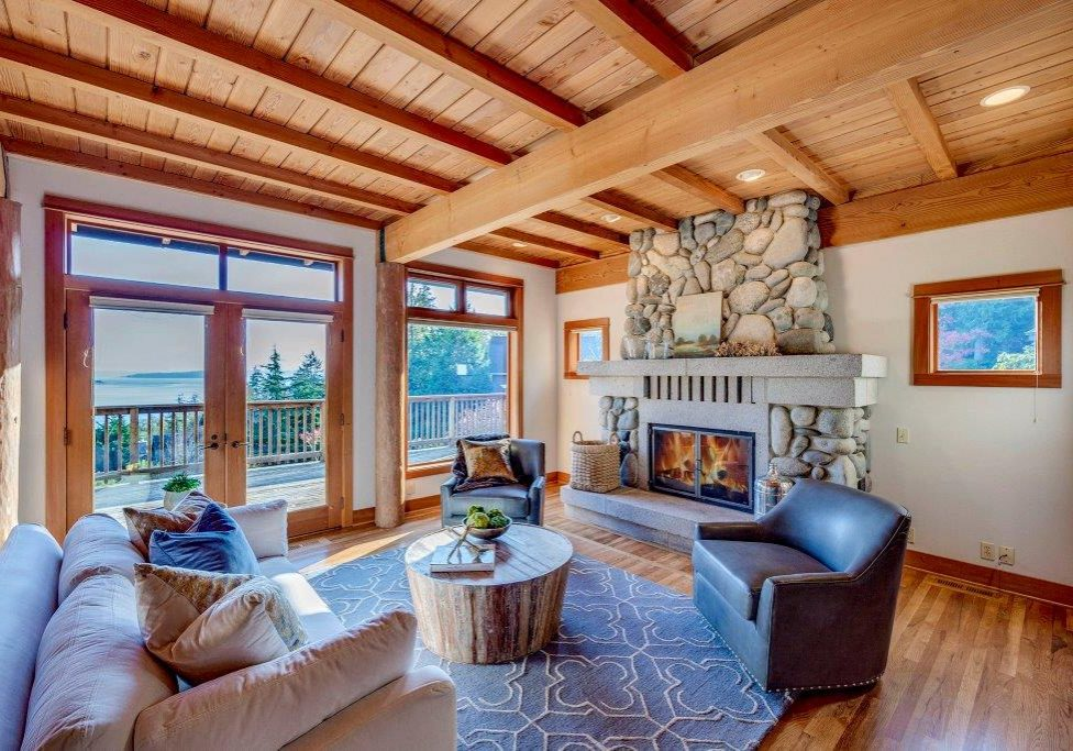 Susan Grosten Featured Bainbridge Island Home